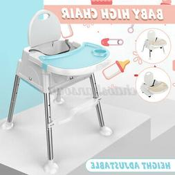 26Inch Baby High Chair Infant Toddler Feeding Floor Protecto