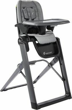 Baby Jogger City Bistro Compact Folding High Chair Graphite