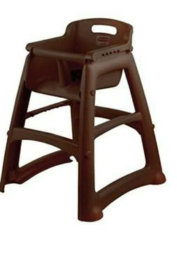 Rubbermaid Commercial Products Sturdy High-Chair for Child/B