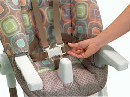 Fisher-Price EZ Clean High Chair, Coco Sorbet