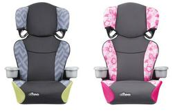 Kids Booster Safety Car Seat 2 in 1 Toddler Travel Chair Spo