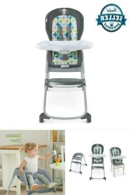 Kids High Chair Feeding Booster Seat Toddler Baby Ingenuity