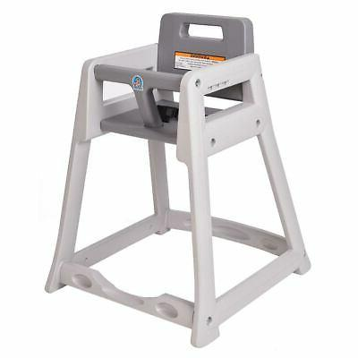29 3 8 stackable high chair w