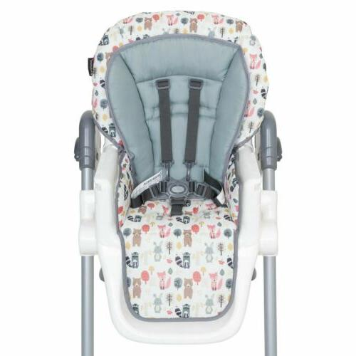 Baby 3-In-1 Elevated Sturdy Adjustable