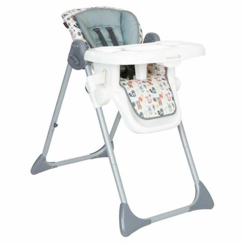 Baby High Chair Elevated Mealtime Foldable Sturdy Height