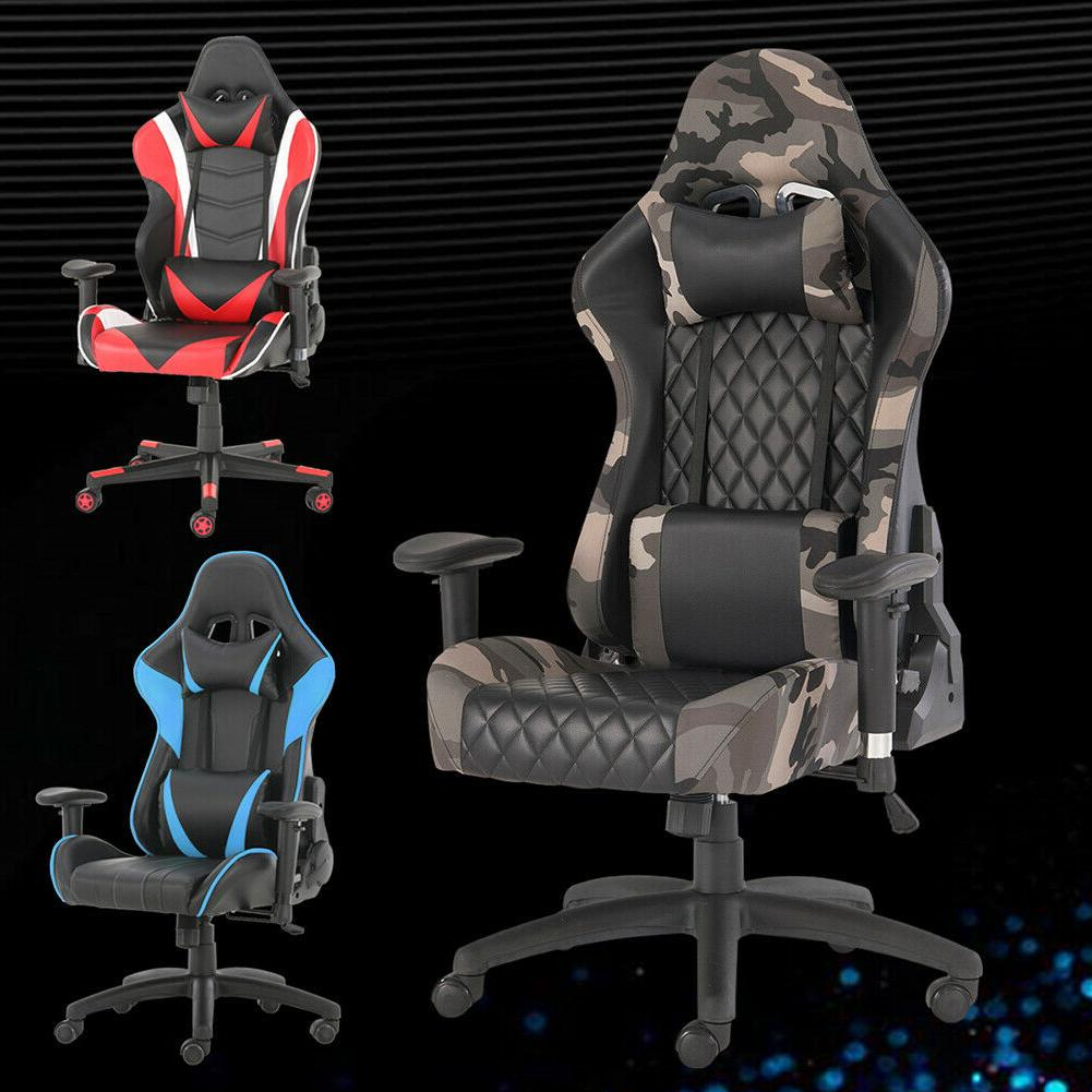 computer gaming chair high back chairs executive