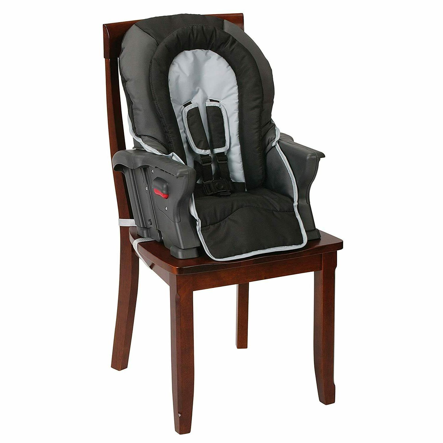 DuoDiner LX High Converts to Booster Seat,