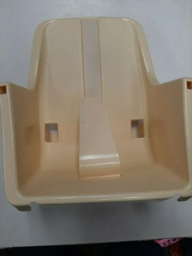 VINTAGE 1980s PATCH HIGH CHAIR NEW