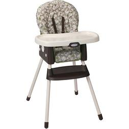 SimpleSwitch 2-in-1 Convertible HighChair Zuba portable 3-po
