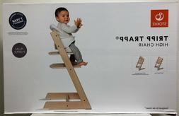 Stokke Tripp Trapp Baby High Chair with Baby Set Harness & E